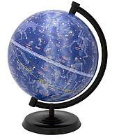Глобус 220 мм звездного неба 132027 украинский язык