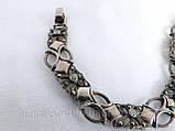 """Браслет из серебра """" Альбион """", фото 3"""