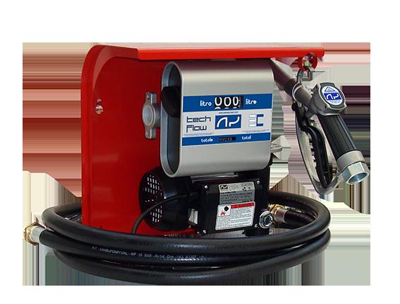 Топливораздаточная колонка для дизеля Италия 220V-70л/мин