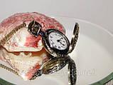 """Карманные часы - подвес """"Ажур"""", фото 2"""