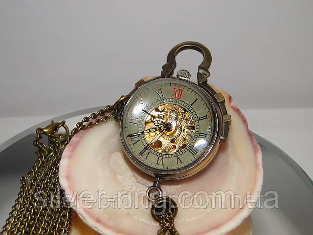 Часы - скелетоны женские