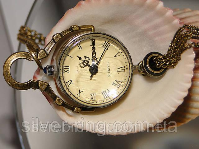 """Карманные кулон - часы """"Сфера"""""""