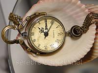 """Карманные кулон - часы """"Сфера"""", фото 1"""
