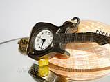 """Винтажные часы - подвеска """"Гитара"""", фото 4"""