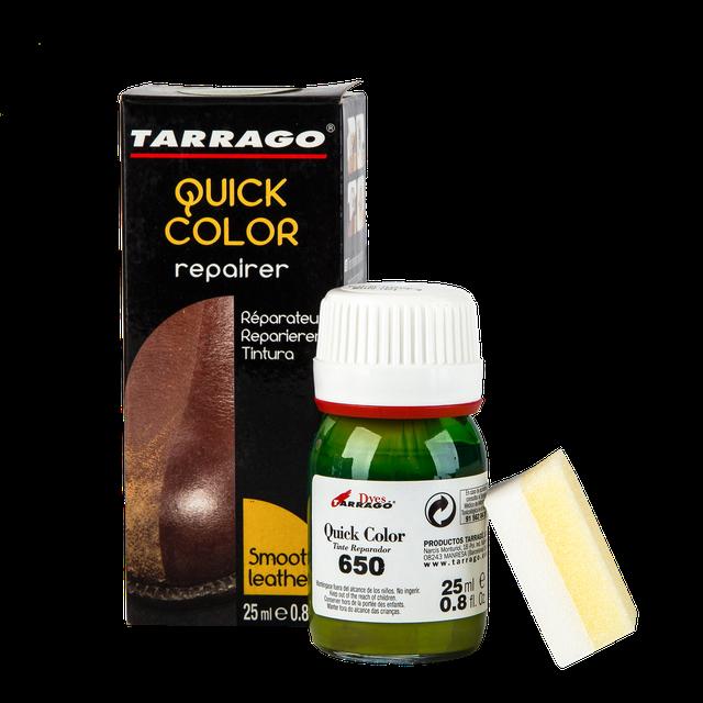 Краска для обуви Tarrago Quick Color