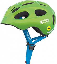 Велошлем детский ABUS YOUN-I MIPS Sparkling Green (S)