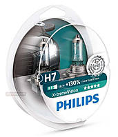 Philips X-Treme Vision +130% , H7, 2шт., 12972XV