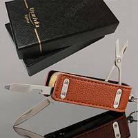 Зажигалка нож usb в подарочной упаковке ZU 33150