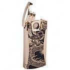 Подарочная зажигалка необычная usb ZU 33142, фото 3