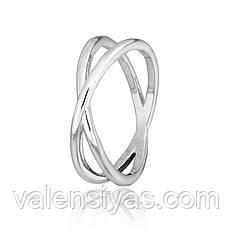 Серебряное кольцо К2/412