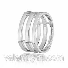 Серебряное кольцо К2/421