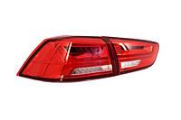 Фонари задние стопы тюнинг оптика Mitsubishi Lancer X 10