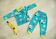 Пижама детская теплая(унисекс)