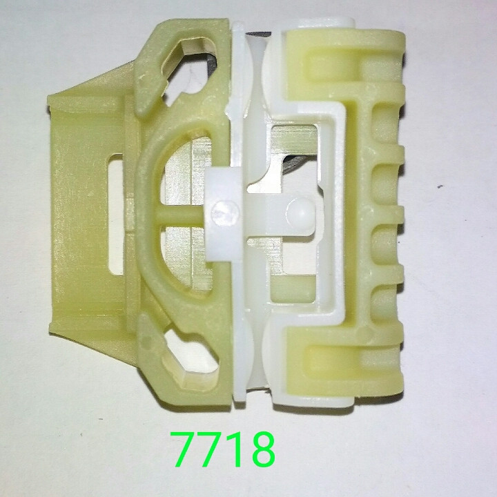 Скрепка стеклоподъемника передняя левая дверь VW S7718