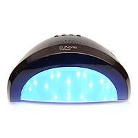 LED+UV лампа для маникюра SUN One 48W Черная