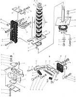 Токосъёмник КС-3575.72.200 автокран КС-3575, КС-4574, КТА-18, КТА-32
