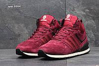 Зимние кроссовки Adidas  Neo, красные