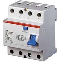 Дифреле (УЗО) ABB F204 AC-40/0.03A, 2CSF204001R1400