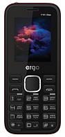 Телефон ERGO F181 Step Dual Sim (black)