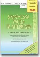 Українська мова та література. Власні висловлення