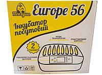 Автоматический инкубатор Теплуша Europe 56