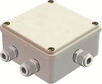 Коробка КМ41330 распаячная для о/п 100х100х50 мм IP55