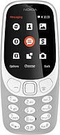 Кнопочный телефон Nokia 3310 DS серый