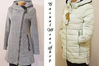 Пальто, куртка женская весна - осень НОВИНКИ