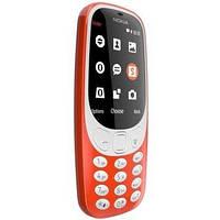 Кнопочный телефон Nokia 3310 DS красный