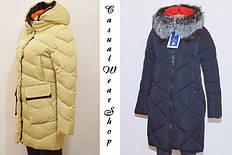 Куртка жіноча зима 2019-2020. НОВИНКИ