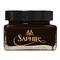 Крем для обуви Saphir Medaille D'or Creme Cordovan 75 мл 05  (Тёмно-коричневый)