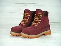 Зимние женские ботинки Timberland