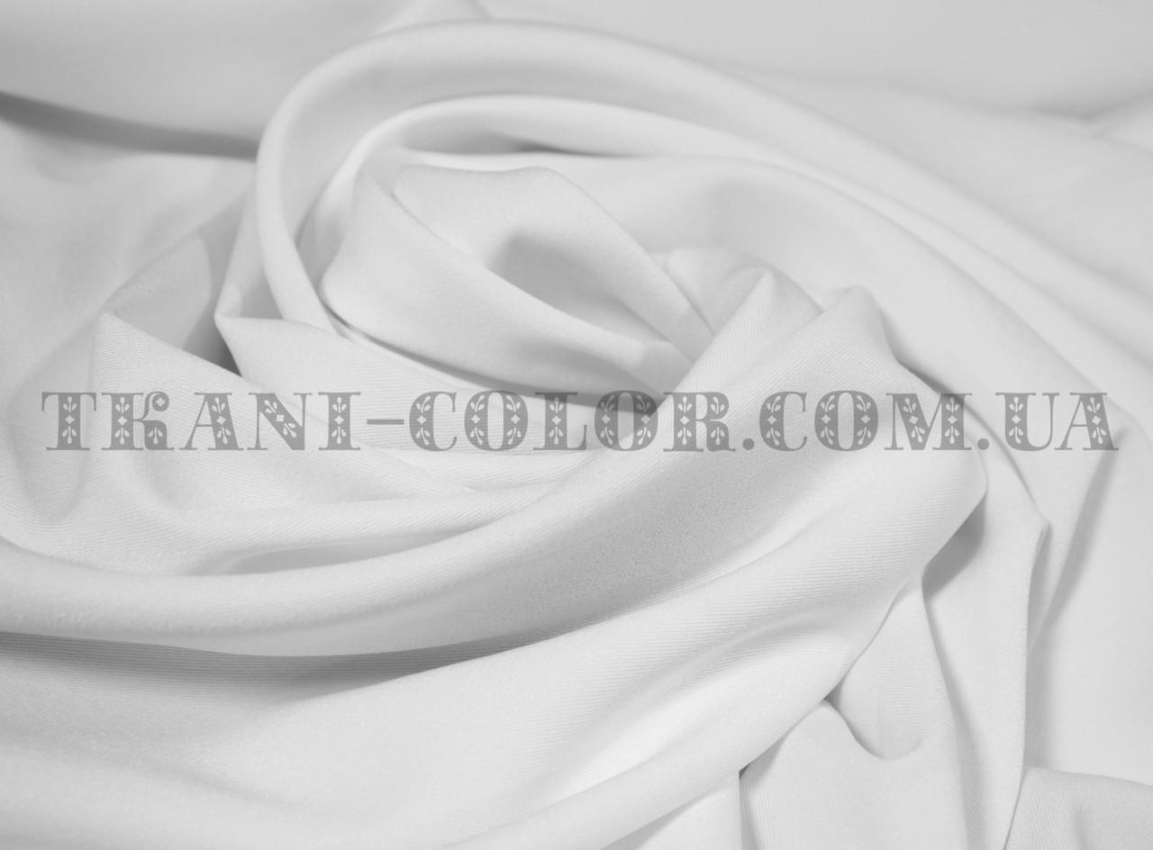 Костюмная ткань мадонна белая