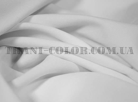 Костюмная ткань мадонна белая, фото 2