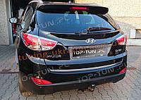 Накладки на задние фонари на Hyundai ix35 2010-2013
