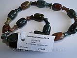 Ожерелье из мохового агата, фото 2