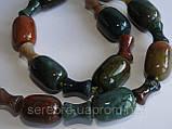 Ожерелье из мохового агата, фото 4