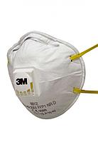 3М 8812 Респиратор  с клапаном FFP1 от токсической пыли