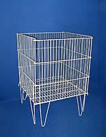 Стол для распродаж, промо стол, промо корзина 82х60х60 см. (Новая)