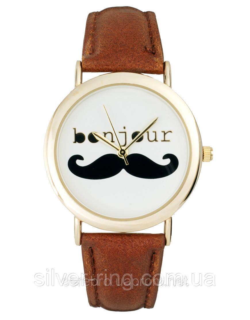 """Часы """"Bonjour"""""""