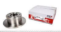 Диск тормозной задний Мерседес Спринтер /  Sprinter 308-316CDI от 1996 (272x16) FTE - Германия