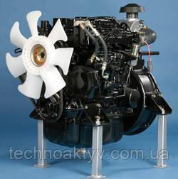 Двигатель Mitsubishi S4S-D