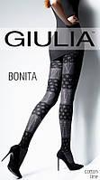 Женские хлопковые теплые колготки GIULIA  BONITA 150