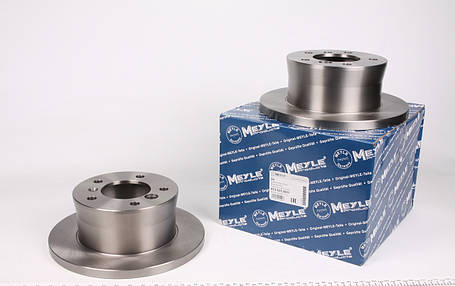 Диск тормозной задний Спринтер 308-316CDI 96- (272x16), фото 2