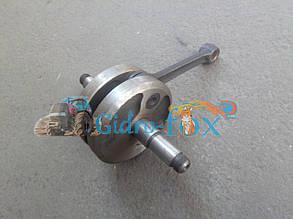 Вал коленчатый (коленвал) ПД-10, П-350 реставрация