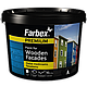 """Краска для деревянных фасадов ТМ """"Farbex"""" красно-коричневый 6 кг"""
