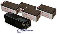 Готове енергорішення EYEN APC 3000 + Toyama NPG200-12
