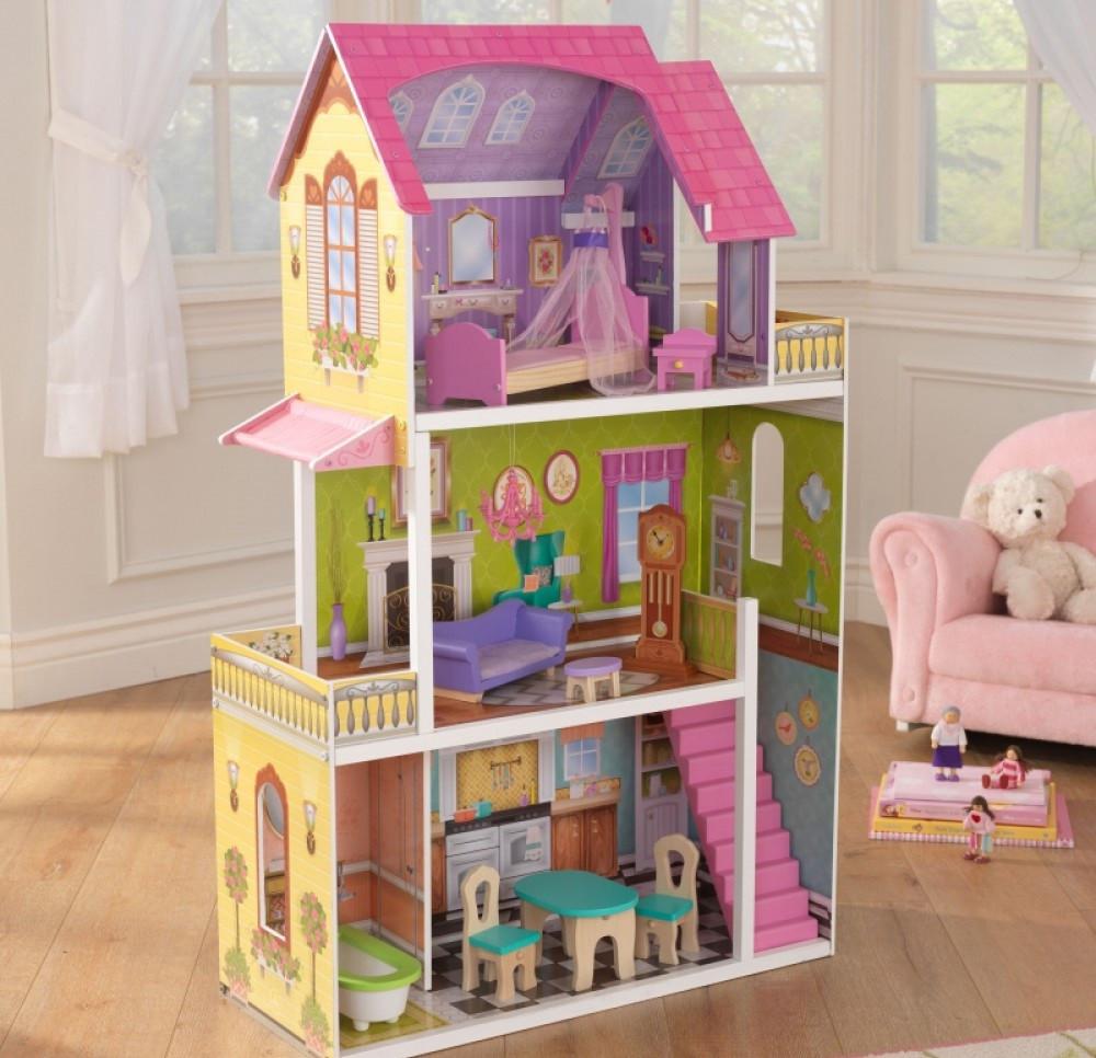 Детский кукольный домик KidKraft Florence (65850)