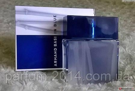 Мужская туалетная вода Armand Basi in Blue ( Арманд Баси ин Блу ), фото 2