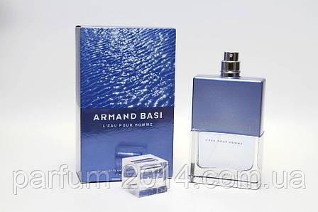 Мужская туалетная вода Armand Basi L'Eau Pour Homme ( Арманд Баси ляу пур Хоум ), фото 2